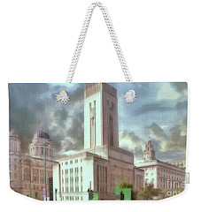 Weekender Tote Bag featuring the photograph Full Of Grace by Leigh Kemp