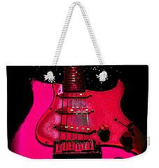 Full Time Occupation Guitar Weekender Tote Bag