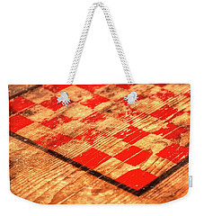 Game Board Weekender Tote Bag
