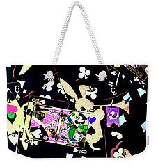 Game Of Illusion Weekender Tote Bag