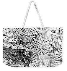 Garlic Series - B  -  W Weekender Tote Bag