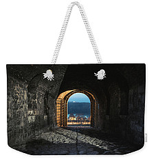 Gate At Kalemegdan Fortress, Belgrade Weekender Tote Bag