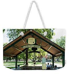 Geiser Pollman Park Shelter Weekender Tote Bag
