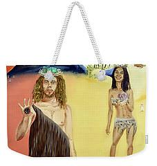 Genesis Weekender Tote Bag