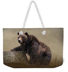 Gentle Ben Weekender Tote Bag