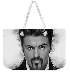 George Michael Weekender Tote Bag