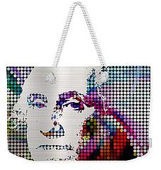 George Washington Modern Icon President Weekender Tote Bag