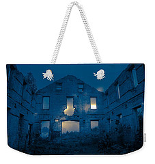 Ghost Castle Weekender Tote Bag