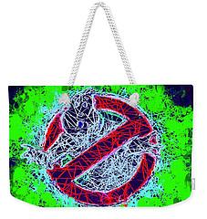 Ghostbusters Logo Weekender Tote Bag