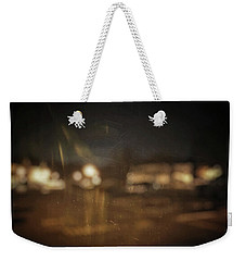 Weekender Tote Bag featuring the photograph ghosts I by Steve Stanger