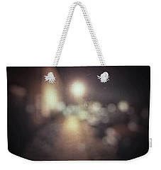 Weekender Tote Bag featuring the photograph ghosts III by Steve Stanger