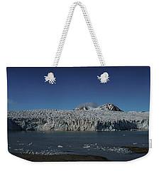Glacier Svalbard Weekender Tote Bag