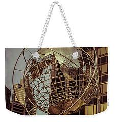 Globe 2 Weekender Tote Bag
