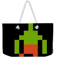 Weekender Tote Bag featuring the digital art Goblin 002 by Bfm