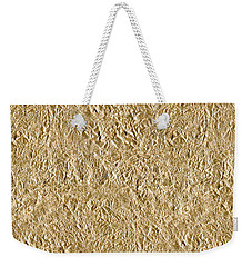 Weekender Tote Bag featuring the photograph Gold Gift  by Top Wallpapers