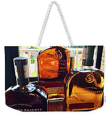 Golden Bourbon Weekender Tote Bag