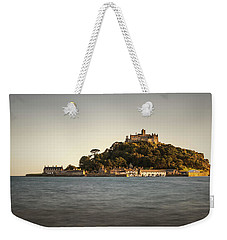 Golden Hour At St Michael's Mount Weekender Tote Bag