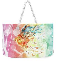 Goldfin Weekender Tote Bag