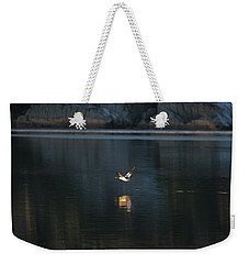 Goosander Weekender Tote Bag