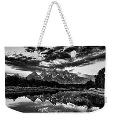 Grand Tetons, Wyoming Weekender Tote Bag