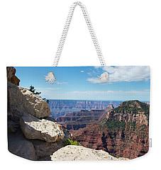 Grand View Weekender Tote Bag