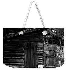 Grandpa's Shed Weekender Tote Bag