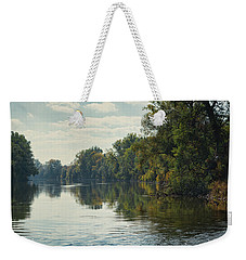 Great Morava River Weekender Tote Bag