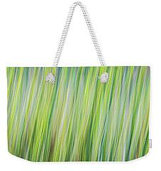 Green Grasses Weekender Tote Bag