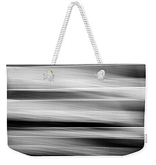 Abstract Waves Weekender Tote Bag