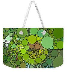Green With Envy Weekender Tote Bag