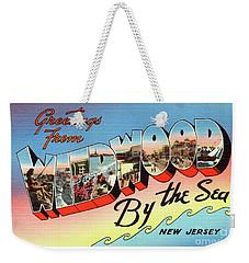 Wildwood Greetings - Version 2 Weekender Tote Bag