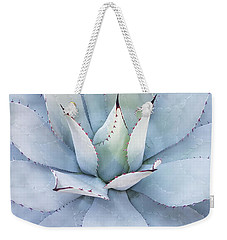 Weekender Tote Bag featuring the photograph Grey Cactus by Top Wallpapers