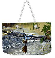 Gypcy River Weekender Tote Bag