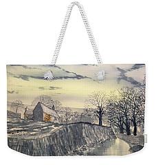 Hag Dyke By Moonlight Weekender Tote Bag