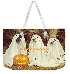 Halloween Hounds Weekender Tote Bag