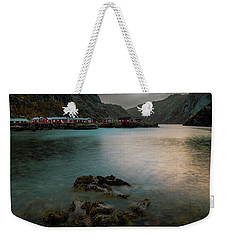 Hamnoy, Lofoten Islands Weekender Tote Bag