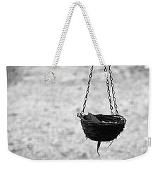 Hanging Basket Weekender Tote Bag