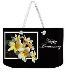 Happy Anniversary Weekender Tote Bag