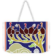 Happy Hanukkah Weekender Tote Bag