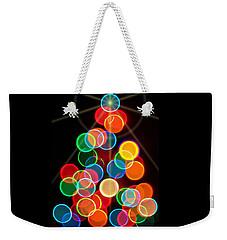 Happy Holidays - 2015-r Weekender Tote Bag