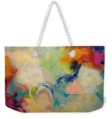 Happy Motions Weekender Tote Bag