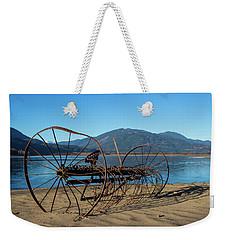 Harrison Lake Near Agassiz Weekender Tote Bag
