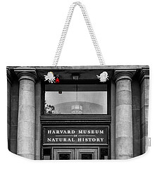 Harvard Museum Of Natural History Weekender Tote Bag