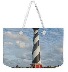 Hatteras Lighthouse Weekender Tote Bag