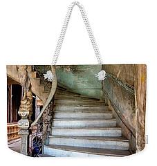 Havana Stairs Weekender Tote Bag