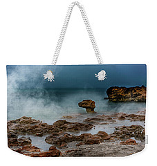 Head Of The Dragon Weekender Tote Bag
