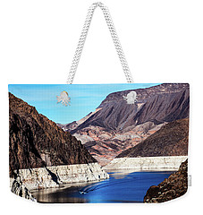 Weekender Tote Bag featuring the photograph Heart by Melissa Lane