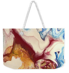 Hebrews 12 2. Looking Unto Jesus Weekender Tote Bag