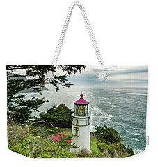 Heceta Head 2018 Lighthouse 2 Weekender Tote Bag