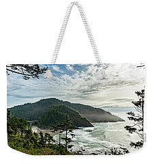 Heceta Head November 2018 Weekender Tote Bag